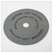 Venmill Replacement Buffer Platter Pad