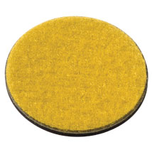 # 2 Yellow Finish Sanding Pads For The Eco Repair Machine