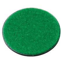 # 3 Green Fine Grit Sanding Pads For The Eco Repair Machine