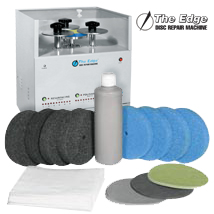 The Edge Disc Repair System Supplies