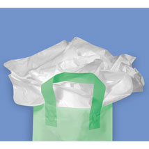 15 in. x 20 in. White Tissue Paper - 480 Sheets