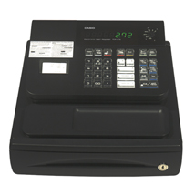 Casio Entry Level 5 Department Cash Register