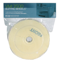 3 Buffing Pads For Vmi Disc Repair Machine