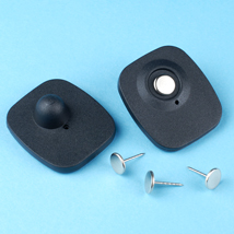 8.2 Mhz Checkpoint Compatiable Mini Hard Tags With Pins