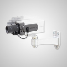 Motion Activated Simulated Security Camera