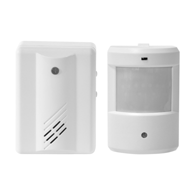 Wireless Motion Detecting Door Entry Chime Alert