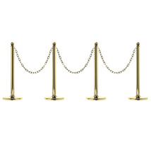 Gold Plated Stanchion Kit