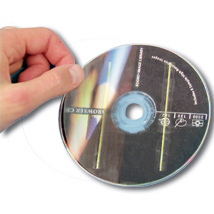 Magnetic CD Security Label Kit For 50 Discs