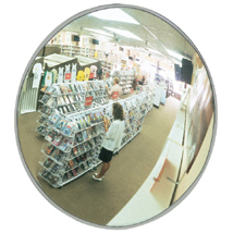 "18"" Diameter Convex Security Mirror"
