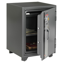 2.02 Cubic-Foot 2-Hour Steel Fire Safe With Combination Lock