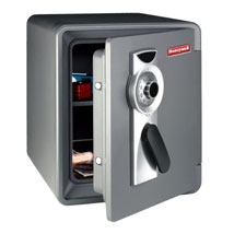 Honeywell Waterproof Firesafe, .87 Cu. Ft.