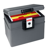 Honeywell Waterproof Firesafe For File Protection