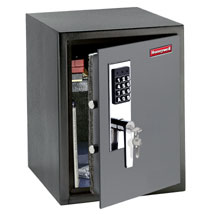 Honeywell Insulated Anti-Theft Digital Safe, 1.2 Cu. Ft.