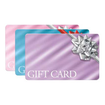 Ez Gift Card System With Bow Design-100 Cards