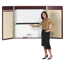 Conference Cabinet With Markerboard And