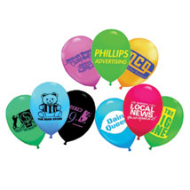 Custom Imprinted BALLOONs 1000/Pkg