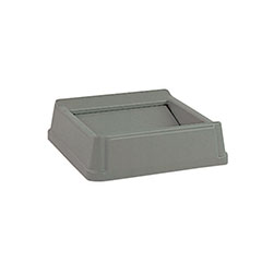 Grey Square Top for 38 Gallon Waste Container
