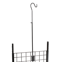Hanging Hook For Grid Panels - Adjustable Height Shepherd
