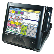 Sps 2000 Touch Terminal