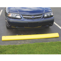 6 Feet L. Parking Stop - Parking Guard And Block