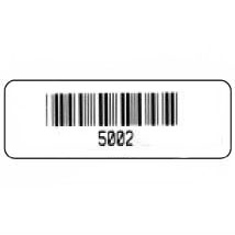 "Barcode Labels - Sequential Numbered 1 1/2"" x 1/2"""
