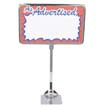 Shovel Base Sign Holder W/10 In. Stem