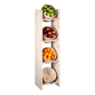 Peck Wood Display Rack