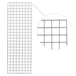 3 Inch Standard Grid Panels - 1 Ft. X 5 Ft.