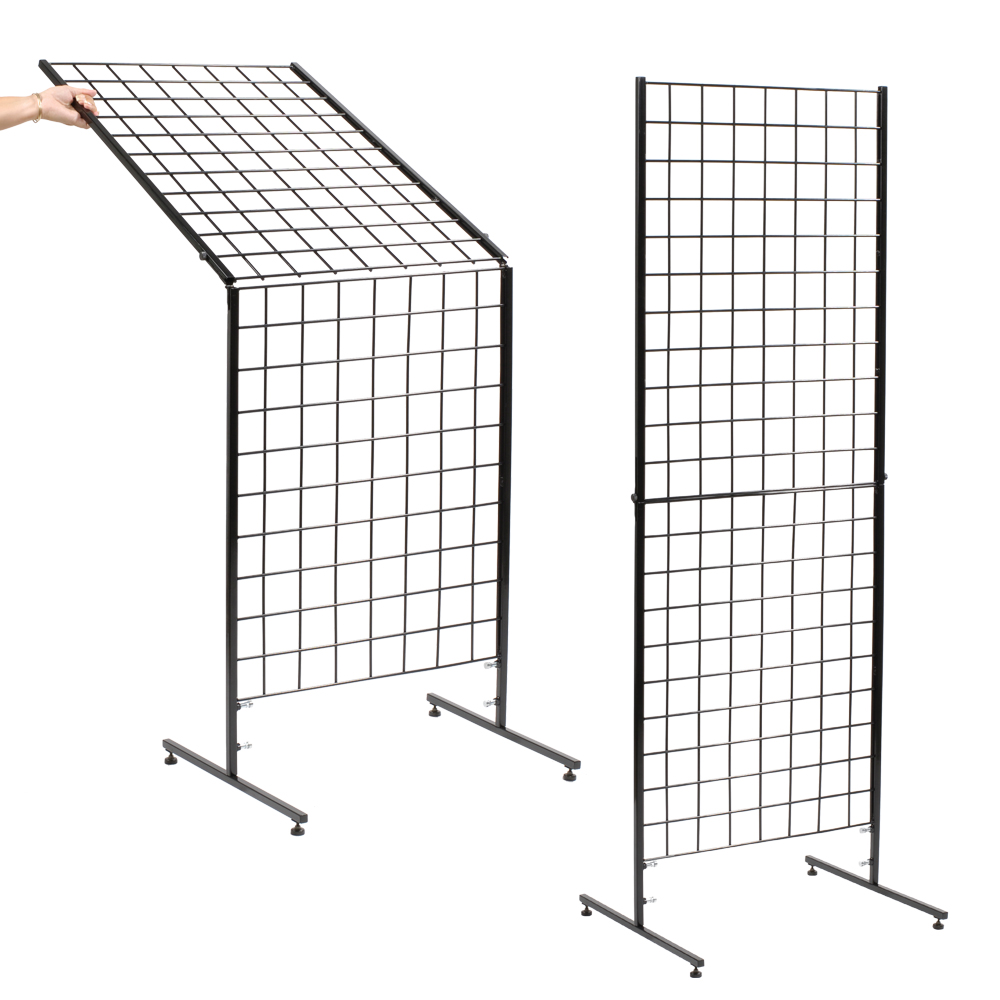 Patented Folding 3 Inch Grid Wall Display Same Day Shipping