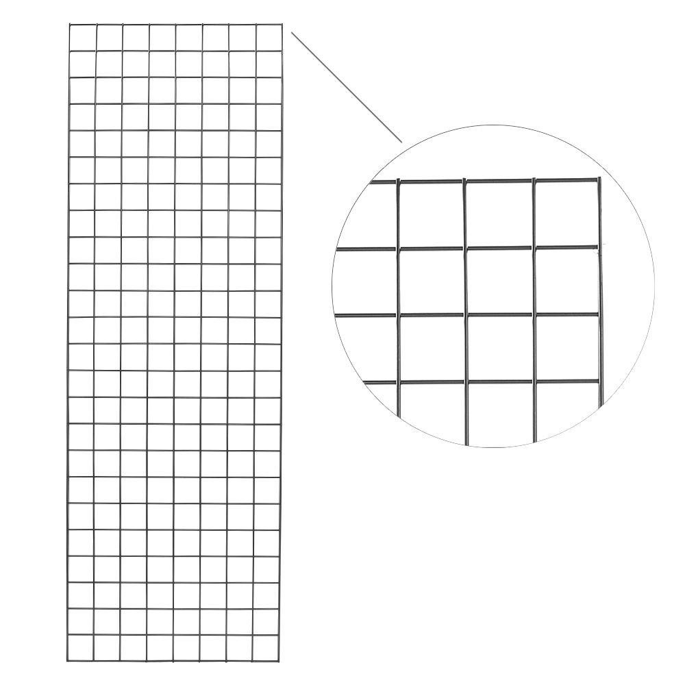 Wire Grid Wall Panel 2 Ft X 4 Ft Specialty Store Services