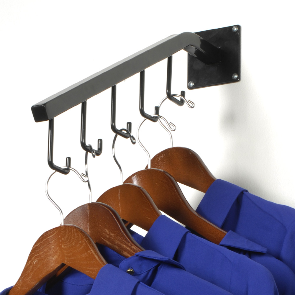 5 J Hook Wall Mounted Hardware | Specialty Store Services