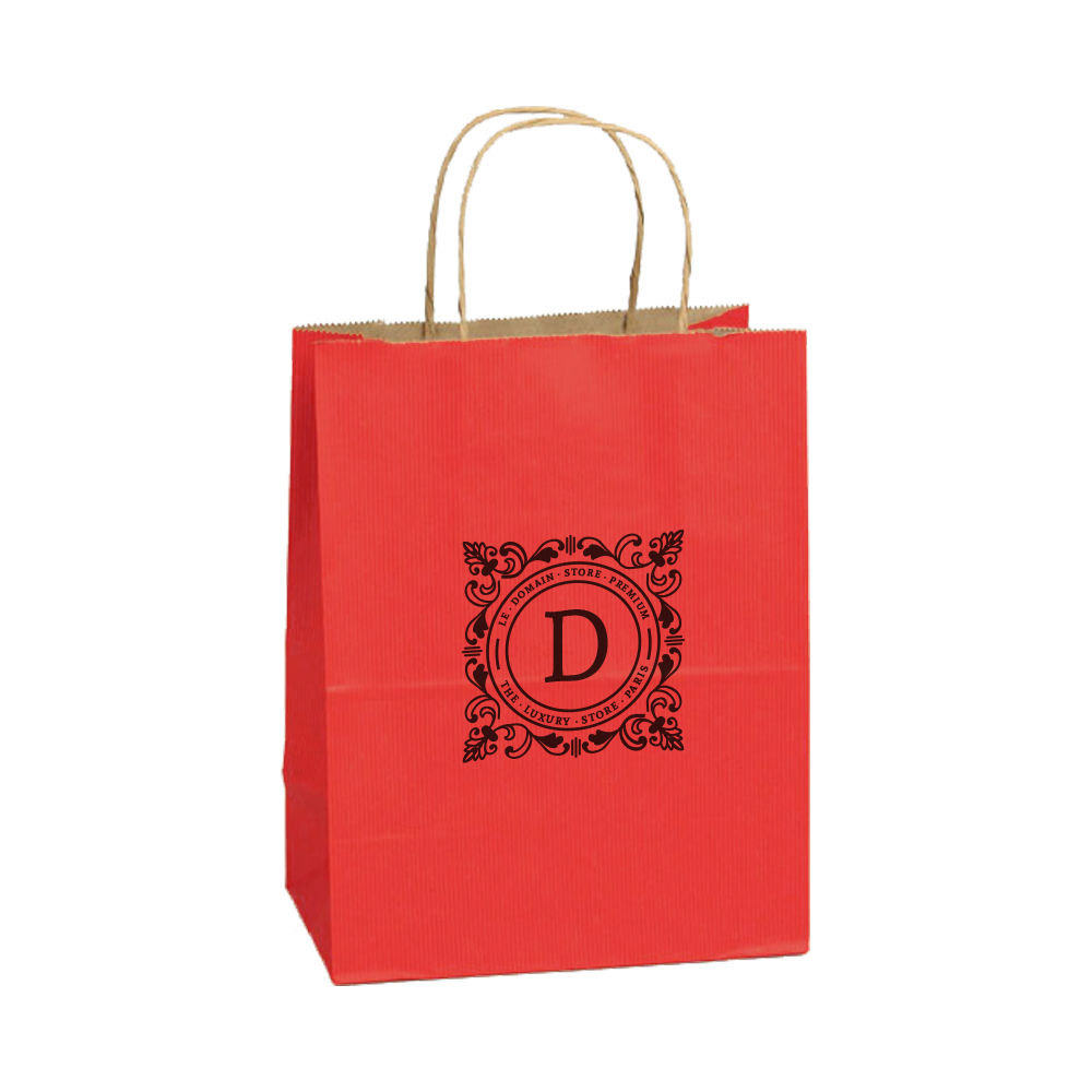custom paper bags for retail Action bag has a huge selection of retail packaging and promotional items including: paper shopping bags, tissue paper,plastic bags, gift certificates, non woven bags, vinyl bags, rubberbands, and bag deals.