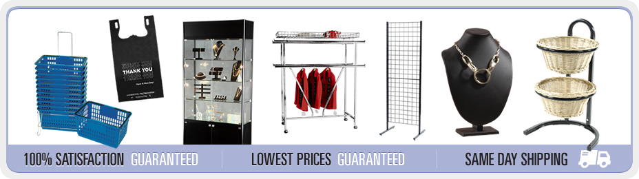 Apparel Rack Supplies
