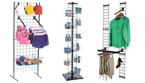 Gridwall and Slatgrid Accessories