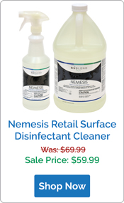 Nemesis Disinfectant Cleaner