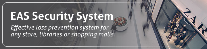 Shoplifting prevention, EAS Security System - Specialty Store Services