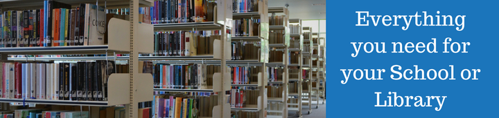 Everything you need for your school or library