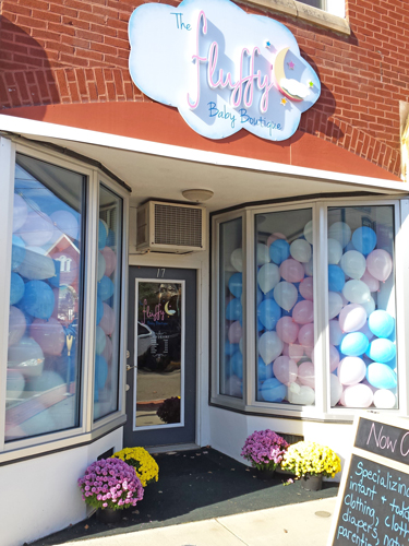 THE FLUFFY BABY BOUTIQUE