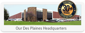 Des Plaines Headquarters