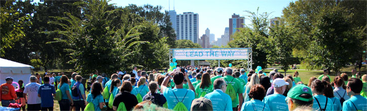 Lead the Way - Walk For Pulmonary Fibrosis