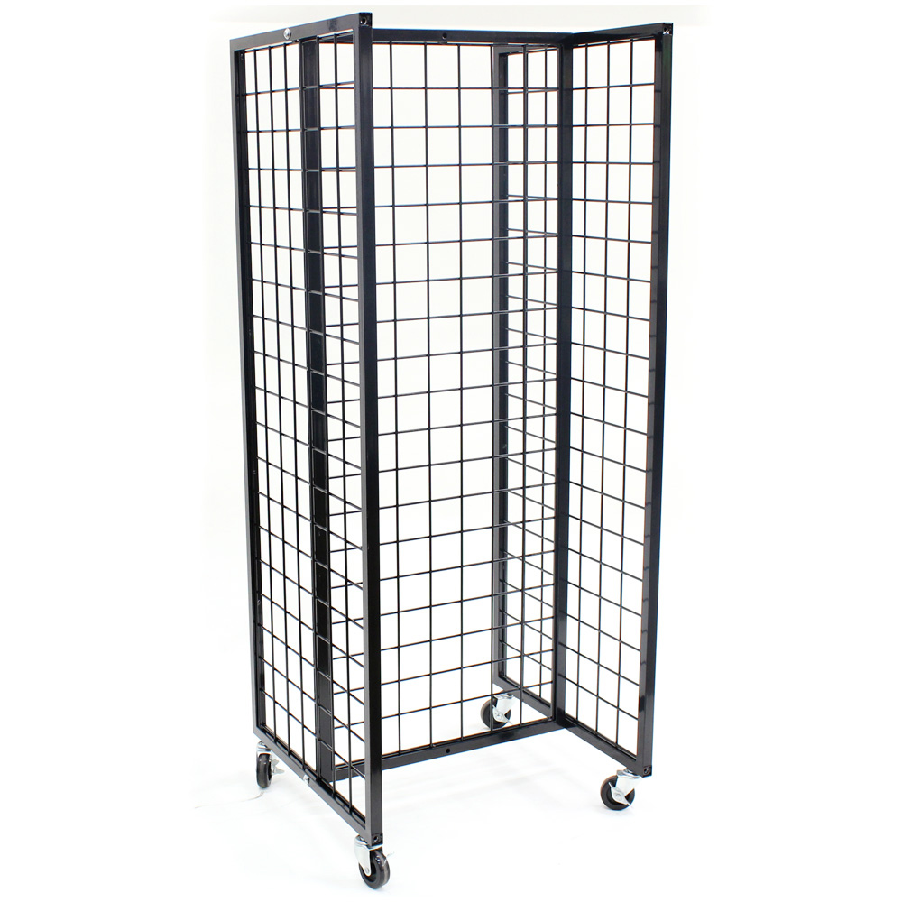 Wholesale Wire Gridwall Panels, Slat Grid Panels & Peg Hooks for Grid
