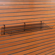 Slatwall Wire Shelving