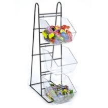 Plastic Countertop Displays