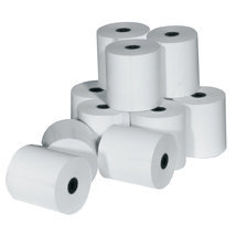 Paper Rolls And Ribbons