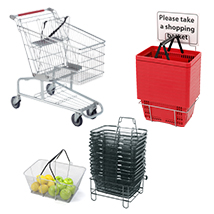 Shopping Baskets & Shopping Carts