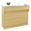 48 In. Ledgetop Counter - Maple