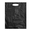Black 20in. x 30in. Bags With Handles