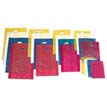 Small Red High Density Plastic Bags